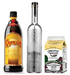 Cóctel White Russian: Información, ingredientes y preparación