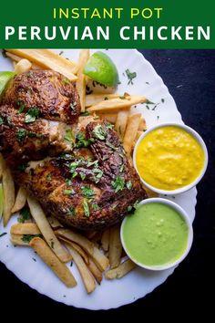 Peruvian Dishes, Peruvian Cuisine, Peruvian Recipes, Sauce For Chicken, Keto Chicken, Chicken Feed, Roasted Chicken, Sauce Recipes, Cooking Recipes