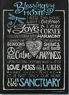 Mini Stretch Canvas w/Easel BLESSING Calm Happy HOME Affirmation Lisa Pollock Easel, Hug, Affirmations, Blessed, Lisa, Positivity, Calm, Mood, Canvas