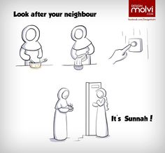 Design Molvi's awesome and most inspiring series: 'Sunnah is…'. Their goal is to clear misconceptions not just non-Muslims have, but Muslims as well, about Islam and our bel…