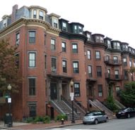 Rowhouse 3 - 11 Columbus Square - Boston Preservation Alliance