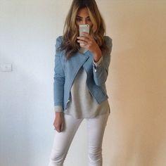 Nadia Bartel of @chroniclesnadia wearing Seed Heritage – image via Instagram.