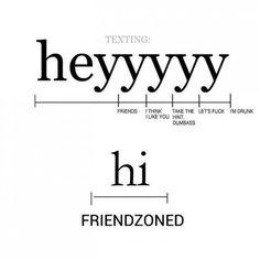 Friend zoned lol