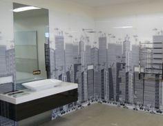 Digitally Printed - Shower Walls