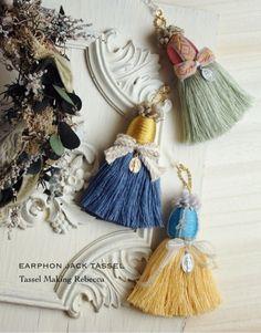 {4E8C62D6-C506-4965-B90B-DEA052A72802:01} Tassel Bracelet, Tassel Jewelry, Jewelery, Silk Ribbon Embroidery, Fabric Ribbon, Diy Tassel, Tassels, Textured Yarn, Passementerie