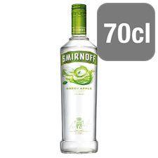 Smirnoff Vodka Apple 70Cl - Groceries - Tesco Groceries