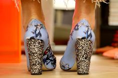 Jenna Lyons Calls J.Crew Shoes 'Shiny Ponies' and 'Ugly Dollies' J Crew Style, My Style, Style Star, J Crew Shoes, Jenna Lyons, Ballet Shoes, Dance Shoes, Shoe Story, Invisible Woman