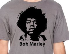 **Bob Marley** Best joke ever. Crazy T-Shirt. More fantastic pictures, music and videos of *Bob Marley* on: https://de.pinterest.com/ReggaeHeart/