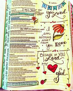 I will trust in the Lord! #biblejournalingcommunity #biblejournaling #biblejournalingdaily #onechristianchick #trustinthelord http://ift.tt/1KAavV3