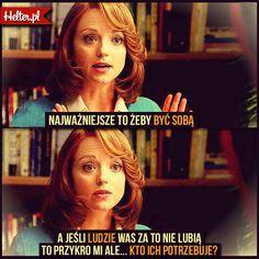 Cytaty Filmowe z Serialu Glee #mądre #glee #gleeclub #gleepolska #cytaty #film #kino #cytatyfilmowe #popolsku #helter #polskie