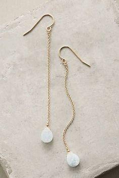 Druzy Duster Earrings