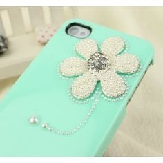 3D Bling Crystal iPhone Case