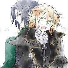 Image result for pandora hearts jack vessalius