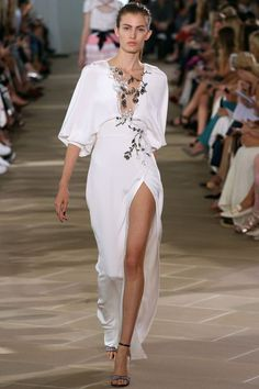 Monique Lhuillier ready-to-wear spring/summer '17: