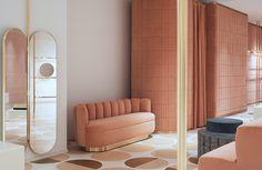 India mahdavia sofa.