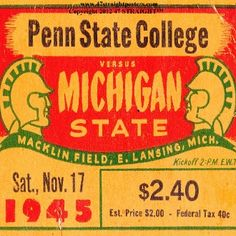 Football Ticket Coasters.™ Last minute gifts. Last minute Father's Day Gifts, Best last minute gift ideas. Ceramic drink coasters made from over 2,000 historic college football tickets and other vintage sports art. #lastminutegifts $29.99 Printed in the U.S.A and shipped within 24 hours.
