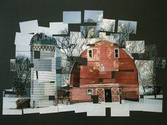 david hockney photo collage - Google Search