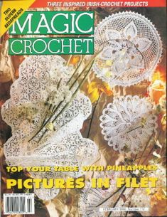 Magic Crochet 112 - 1998