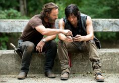 Andy &  Norman BTS S5E10