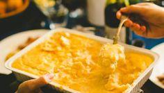 Golden Mashed Potatoes | The Splendid Table
