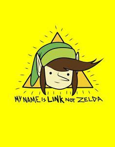 LINK / ZELDA / NINTENDO Art Print by UNDEAD | Society6