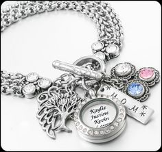 Mothers+Jewelry+Birthstone+Jewelry+by+BlackberryDesigns+on+Etsy,+$86.00