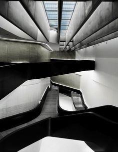 Zaha Hadid | MAXXI: Museum of XXI Century Arts