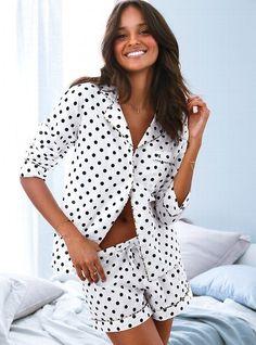 Victoria's Secret NEW! Cotton Mayfair...