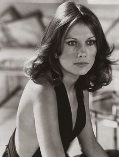 "Maud Adams - born on February 12, 1945 - appeared on screen as two different Bond girls in ""The Man with the Golden Gun"" (1974) and as the eponymous character in ""Octopussy"" (1983)."
