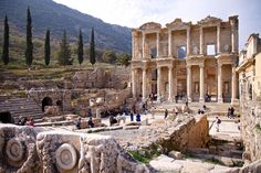 Ephesus of Izmir, Turkey,