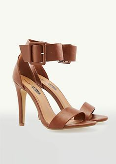 image of Ankle Strap Stiletto Sandals - these are amazing!