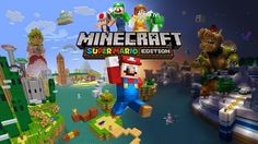 Minecraft Super Mario Edition WII U ISO revolves around one simple principal: survival. The game is split into day and night cycles Minecraft Cheats, Pc Minecraft, Minecraft Videos, Party Cartoon, Pc Console, Super Mario World, Game Update, Mario Bros., Video Game News