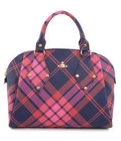 Vivienne Westwood Derby Mac Oxford Bag