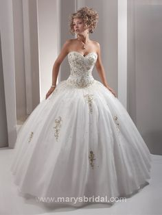 White Quinceanera Dresses, White Quinceanera Gowns - Mis Quince Mag