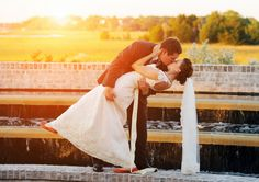 Happily Ever After, this couple poses at The Cooper River Room   Peter Finger Photography