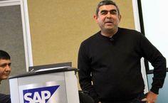 Dr. Vishal Sikka, promoteur de SAP HANA, quitte l'éditeur sans préavis