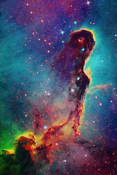 """The obscurities in my soul terrify galaxies."" -  Friedrich Nietzsche"