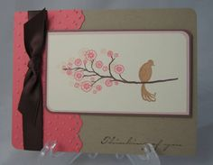SU! Birds - 3 by swheet - Cards and Paper Crafts at Splitcoaststampers