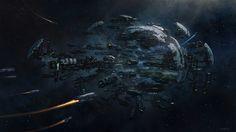 Star Citizen byDennis Chan | GamesNEXT