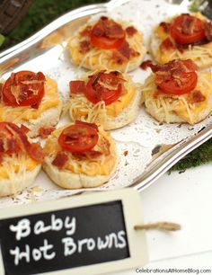 Kentucky-Derby-party-ideas-baby hotbrowns recipe