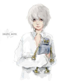 Young Near_Death Note by DZIU09 on DeviantArt