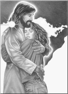 If a Boyfriend or Girlfriend has cut you out of their life - Jesus is a better friend! - Slave of Christ? Jesus Artwork, Jesus Christ Painting, God Loves Me, Jesus Loves, Christian Art, Christian Quotes, Jesus Drawings, Pictures Of Jesus Christ, Bride Of Christ