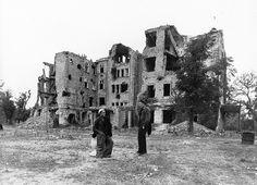 Margitsziget  Palatinus Hotel (Nagyszálló) romjai