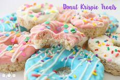 DONUT KRISPIE TREATS