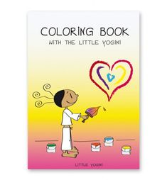 ❤ THE LITTLE YOGI - Coloring Book with Little Yogini ❤ 20 coloring pages with Little Yogini ❤ Each beautiful motif in our coloring books is designed and drawn with 100% love, passion and dedication by Barbara Liera Schauer ❤ Whether small or large, the positive illustrations convey joie de vivre and conjure a smile on the face ❤ Ideal for family, school or kindergarten Coloring Books, Coloring Pages, The Conjuring, Disney Characters, Fictional Characters, Kindergarten, Positivity, Passion, Smile