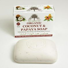 Beautiful Vaadi Herbals Fresh Papaya Soap Free Shipping World 75g pack Of 3