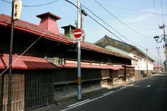 黒石市中町伝統的建造物群保存地区 青森県 #重要伝統的建造物群保存地区 #商家町