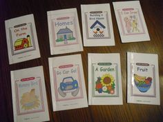 best mni book print out for Free and sight words...... MUst Must PIn Beginning Reading Help: Sight Word Flashcards with Free Printable Books