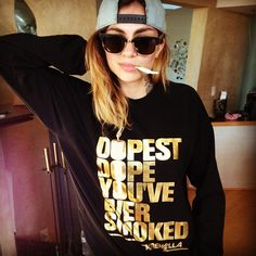 Not gonna lie... I REALLY want this crew neck that Jahan from Krewella is wearing