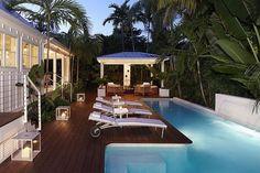 I want a lap pool...